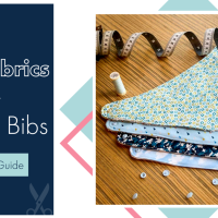 Best Fabrics for Dribble Bibs