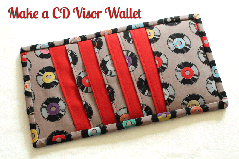 Guest Post: In Car CD Visor Tutorial