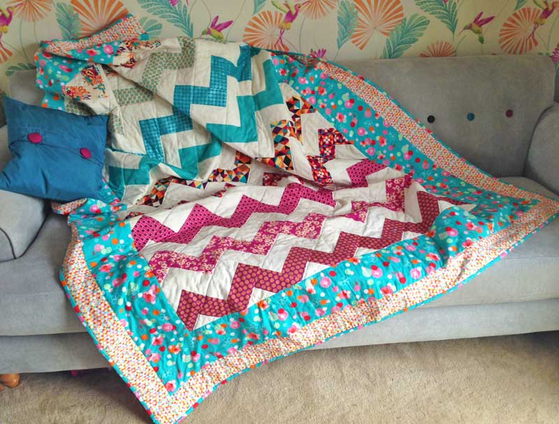 Forever Fiesta: A Quilt For Nanny Plush