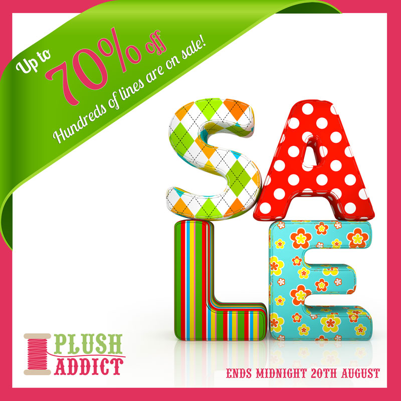 Our Summer Sale HasStarted!