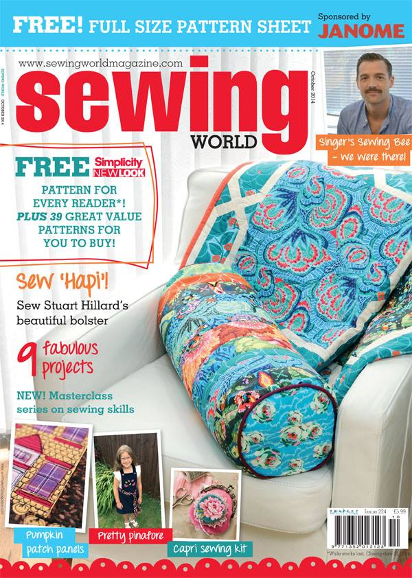 My Guide To Fleece Fabrics In Sewing World Magazine