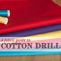 What Is Cotton Drill? A Fabric Guide