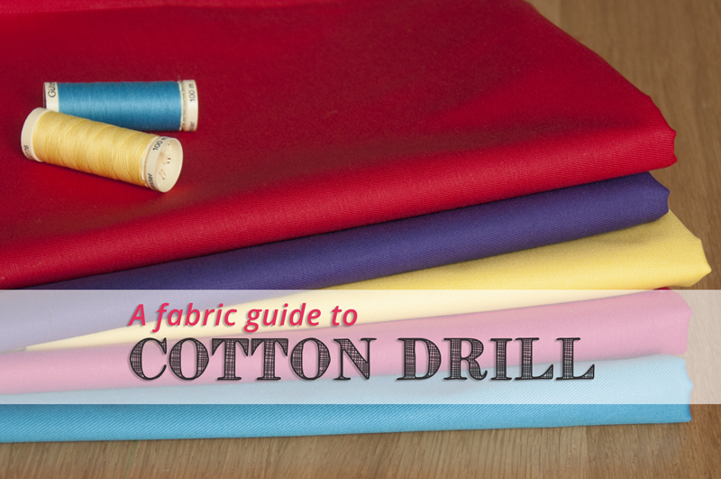 What Is Cotton Drill? A FabricGuide