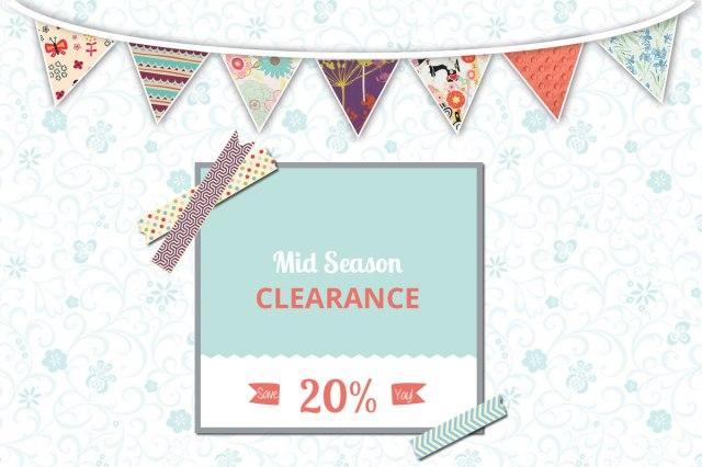 mid-season-Clearance