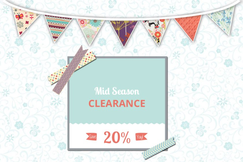 mid-season-Clearance