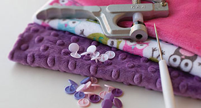 Cloth Nappy Fabrics 101 Part 4: Notions andFastenings