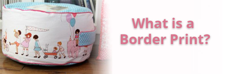 What Is A Border Print?