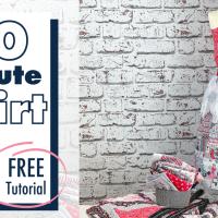 Free 30 Minute Skirt Tutorial