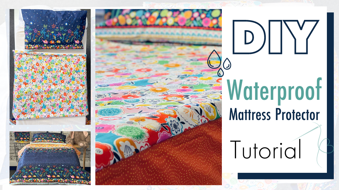 How To Sew A Waterproof Mattress Protector