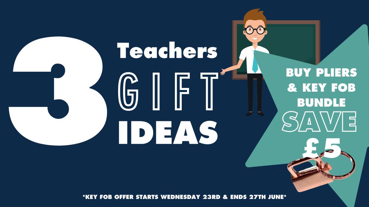 3 Teacher's GiftIdeas!