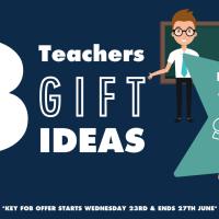3 Teacher's Gift Ideas!