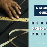 A Beginners Guide To Dressmaking Patterns