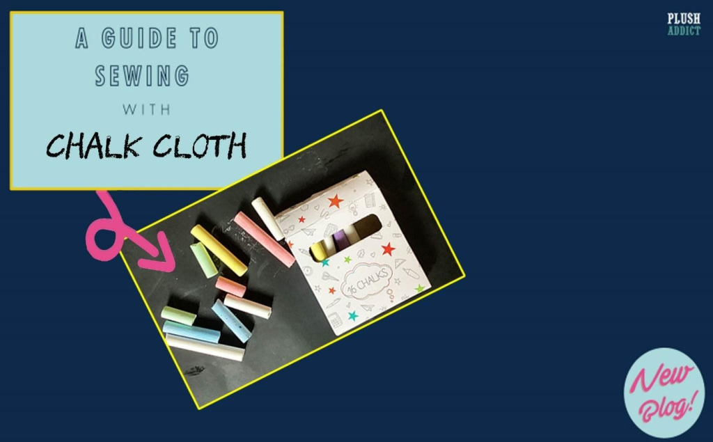 10 Tips For Sewing With Chalk ClothFabric