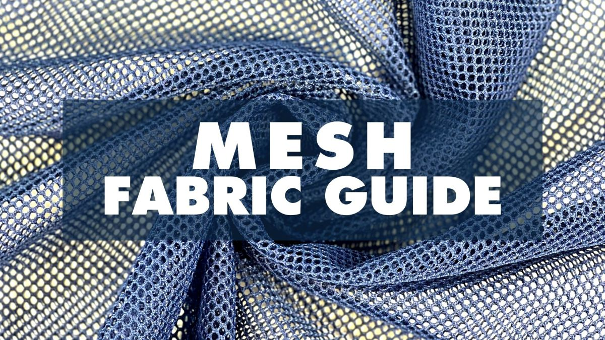11 Tips For Sewing with MeshFabric