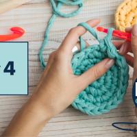 The Plush Crochet-Along: Day 4